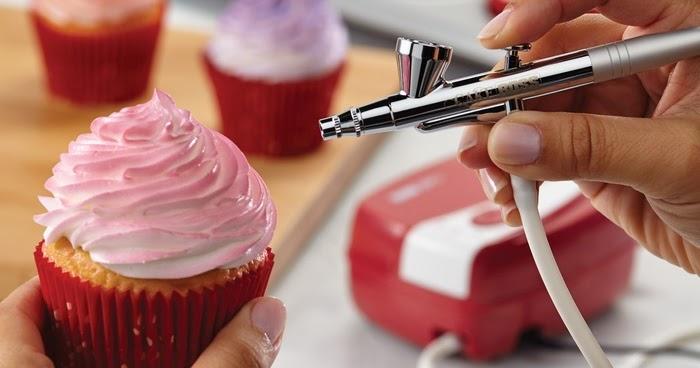 Cake Boss Airbrush