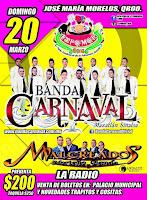 banda-carnaval expomor 2016