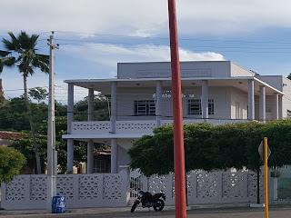 Resultado de imagem para sede da camara municipal e prefeitura    de almino afonso rn
