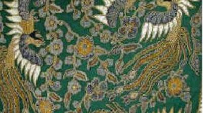 Batik Motif Kraton