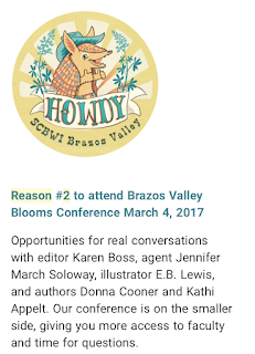 SCBWI Brazos Valley Romy Natalia Goldberg Bilingual Children's Writer