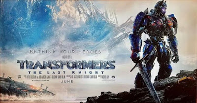 Transformers: The Last Knight (2017) Sinhala Sub