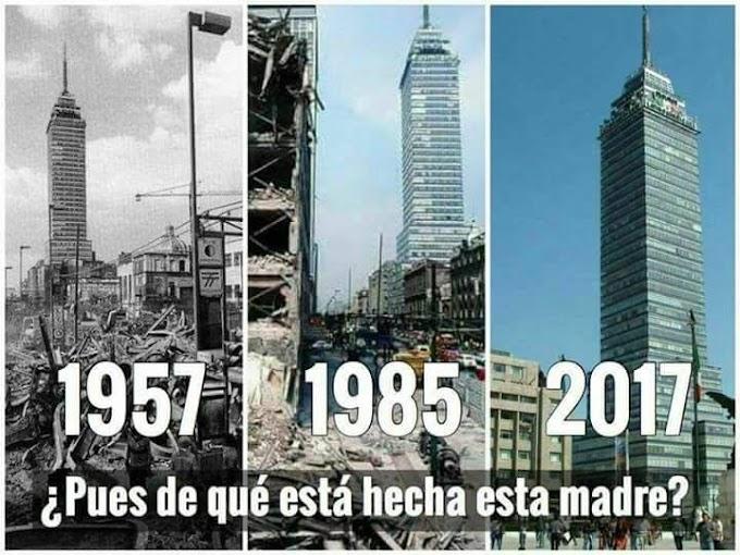 La Torre Latinoamericana, una proeza de ingeniería en México (a prueba de sismos)