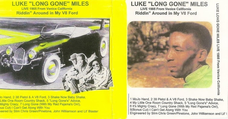 Luke Long Gone Miles Long Gone