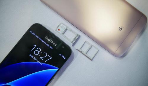 Perbandingan Samsung Galaxy S7 vs. LG G5