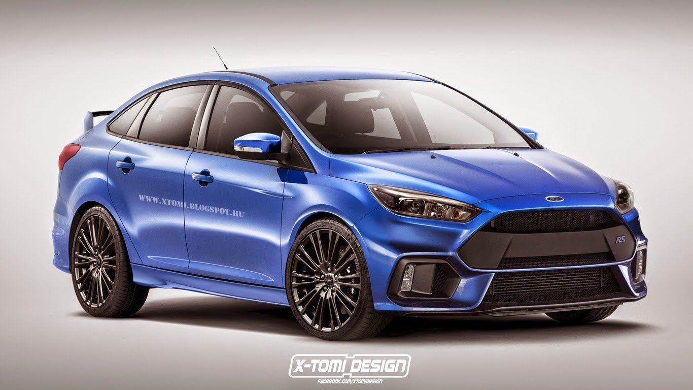 x tomi design ford focus rs sedan. Black Bedroom Furniture Sets. Home Design Ideas