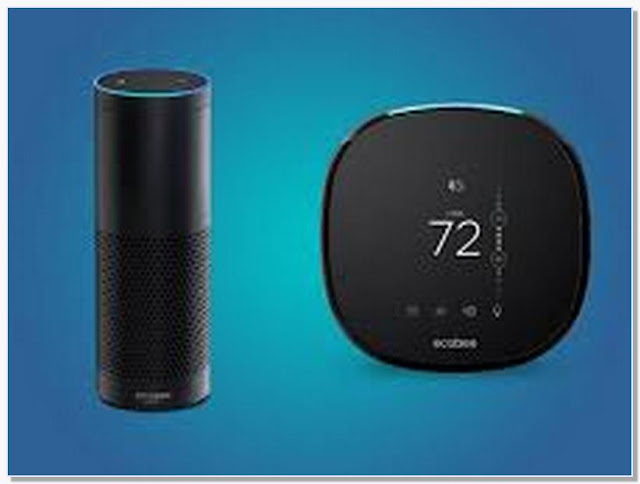 best smart thermostats that work with alexa