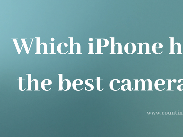 Comparing the cameras on the iPhone 8 Plus and the iPhone X
