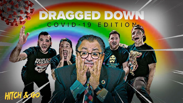"""Hitch & Go re-release video for """"Dragged Down"""""""