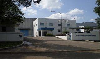 pabrik PT. Taikisha Manufacturing Indonesia karawang