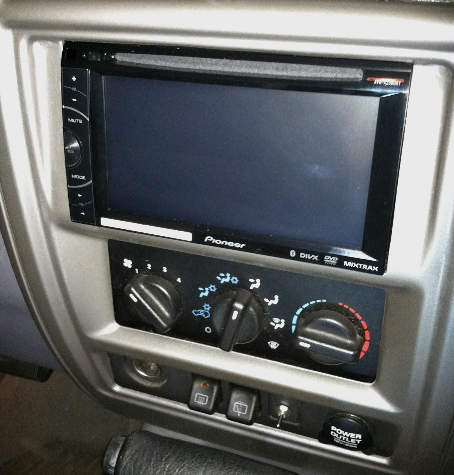 car audio wiring kit