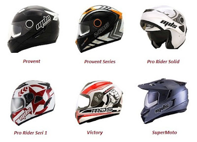 Helm MDS Terbaik Dengan Pilihan Terlengkap