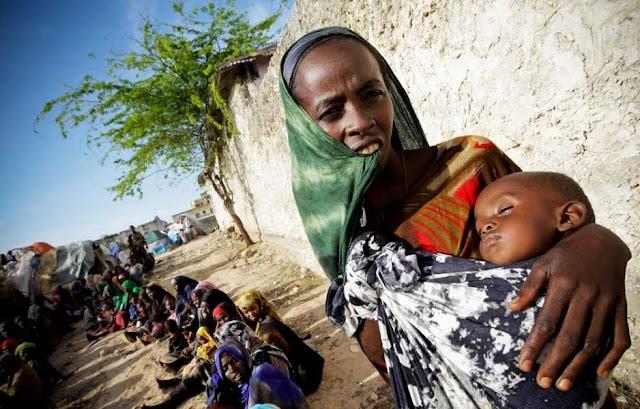 Kelaparan Akut Melanda Somalia, Kenapa Dunia Masih Diam?