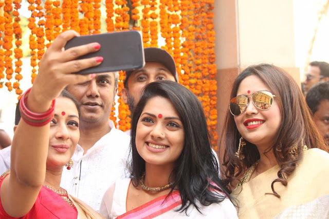 Ashna Habib Bhabna Biography, Hot HD Photos, Wallpapers With Nusrat Imroz Tisha