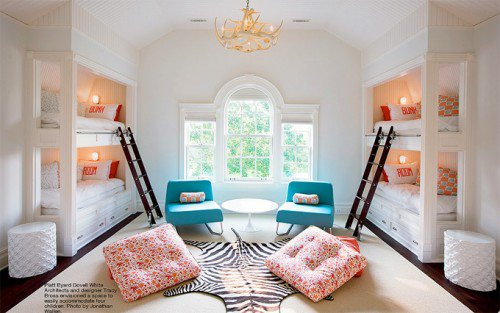Cele mai frumoase camere de copii