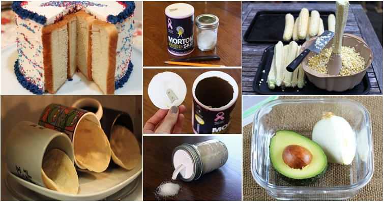 28 Brilliant Food Hacks That Will Make You A Kitchen Genius
