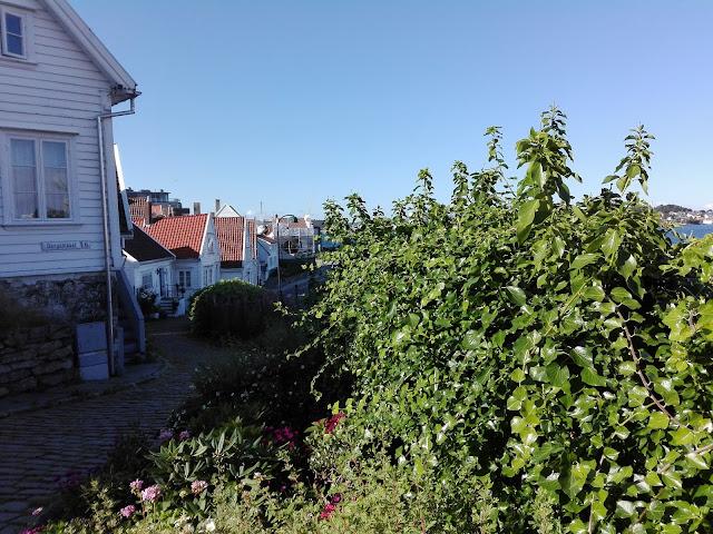 Gamle Stavanger, la Ciudad Vieja (@mibaulviajero)
