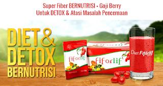 Diet Ala Artis Indonesia Dengan Produk Fiforlif