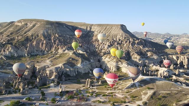 Turquie, Cappadoce, Voyages, Travel, elisaorigami