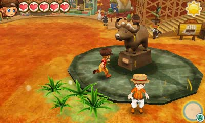 Story of Seasons: Trio of Towns (EUR) 3DS CIA + ROM + Decrypted Screenshots #3