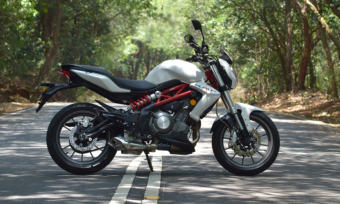 Benelli TNT 300 Ownership Review