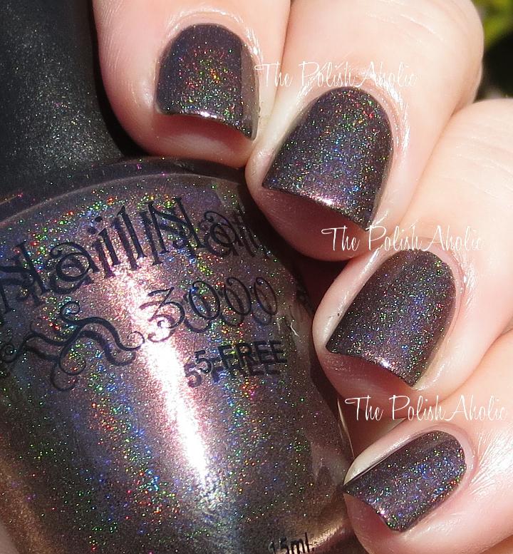 The PolishAholic: First Impression Friday: NailNation3000