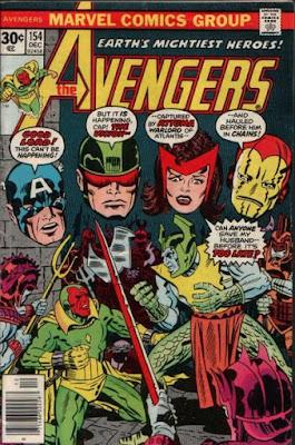 Avengers #154, Attuma