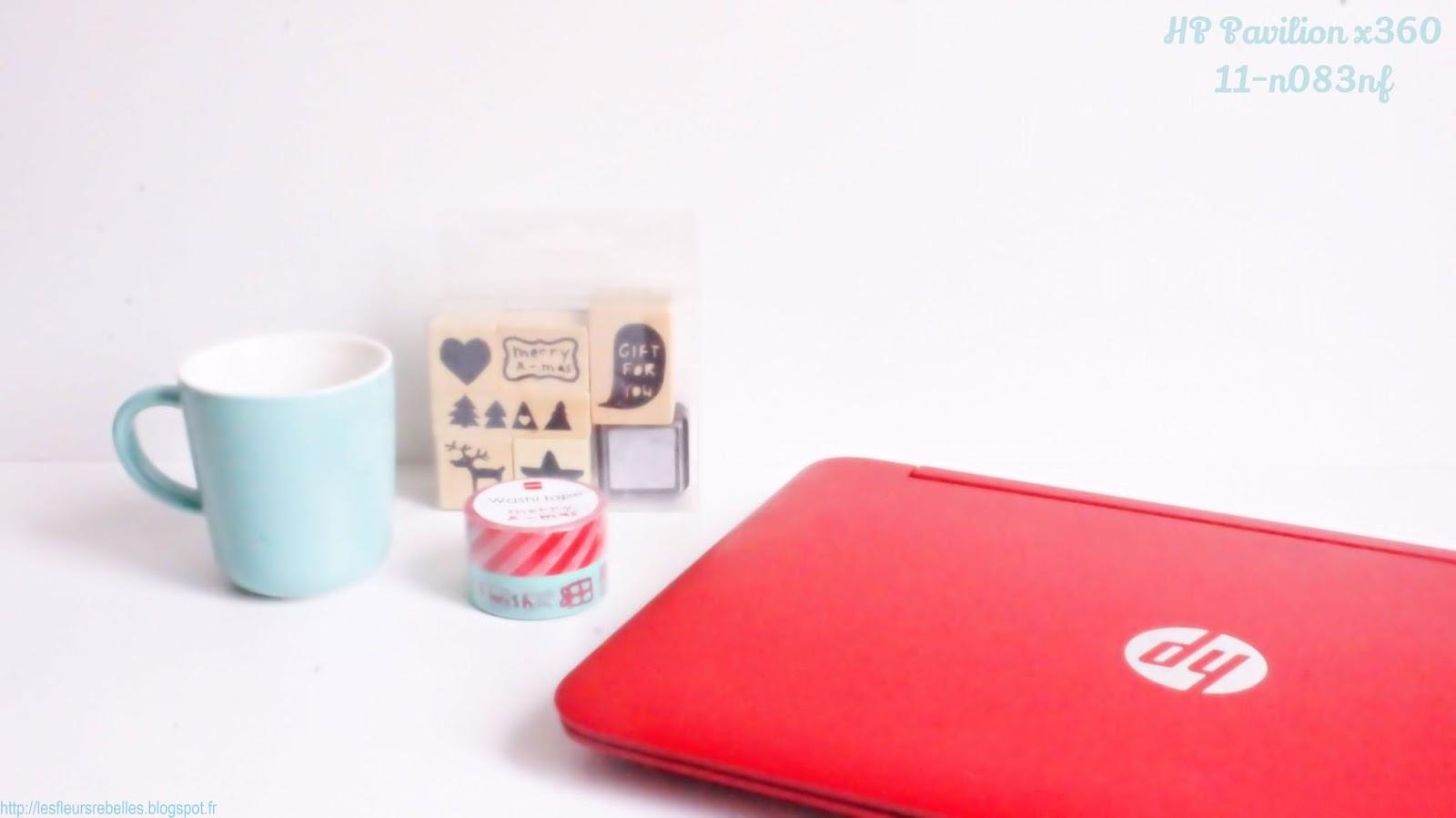 les fleurs rebelles blog lifestyle diy j 39 ai test le portable tactile et polyvalent. Black Bedroom Furniture Sets. Home Design Ideas
