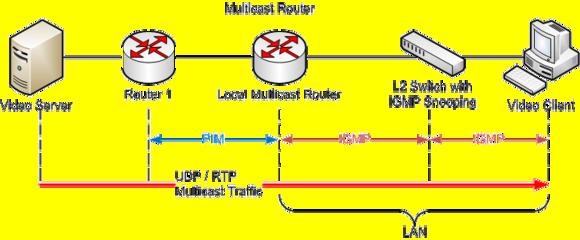 THE SCHOOL OF CISCO NETWORKING (SCN): CISCO - IP MULTICAST