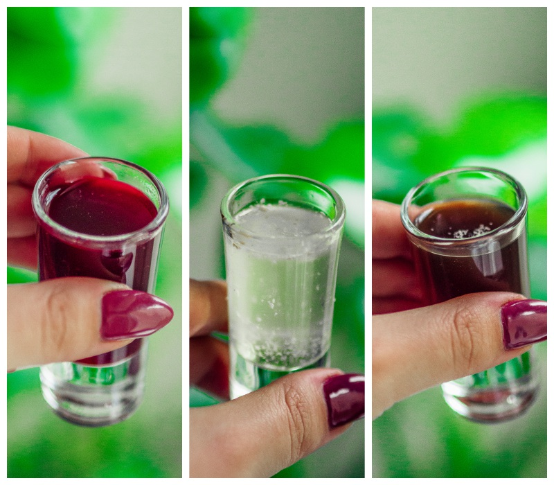 healthy shots