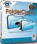 تحميل برنامج ادارة ونسخ الملفات FolderClone مع سيريال التفعيل