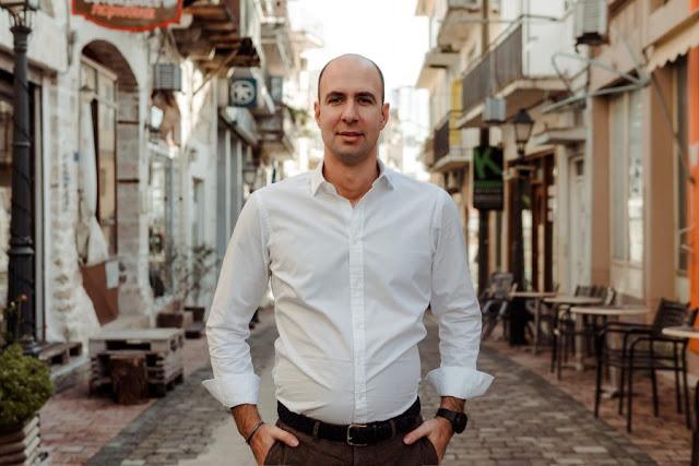 10 ερωτήσεις στο υποψήφιο δήμαρχο Νικόλα Κάτσιο - Τι λέει για συνυποψηφίους, ψηφοδέλτιο, απερχόμενη δημοτική αρχή, πρόγραμμα και τουρισμό