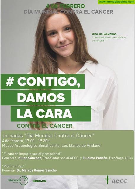 Contigo damos la cara contra el cáncer