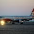 В небе над Россией загорелся самолет с туристами (Видео)