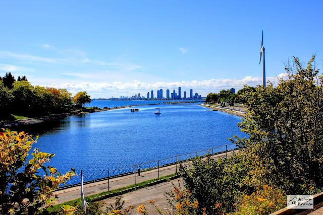 Jezioro Ontario Toronto