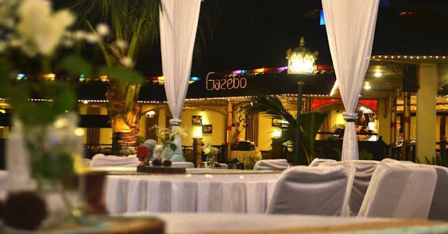 Gazebo Garden Restaurant - Tempat Makan Romantis di Jogja