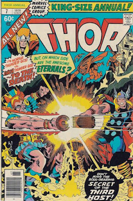 Thor King Size Special #7