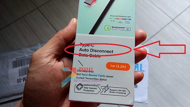 MCdodo: Adakah Kabel USB Type-C yang Otomatis Mati Ketika Pengisian Baterai Xiaomi Penuh?