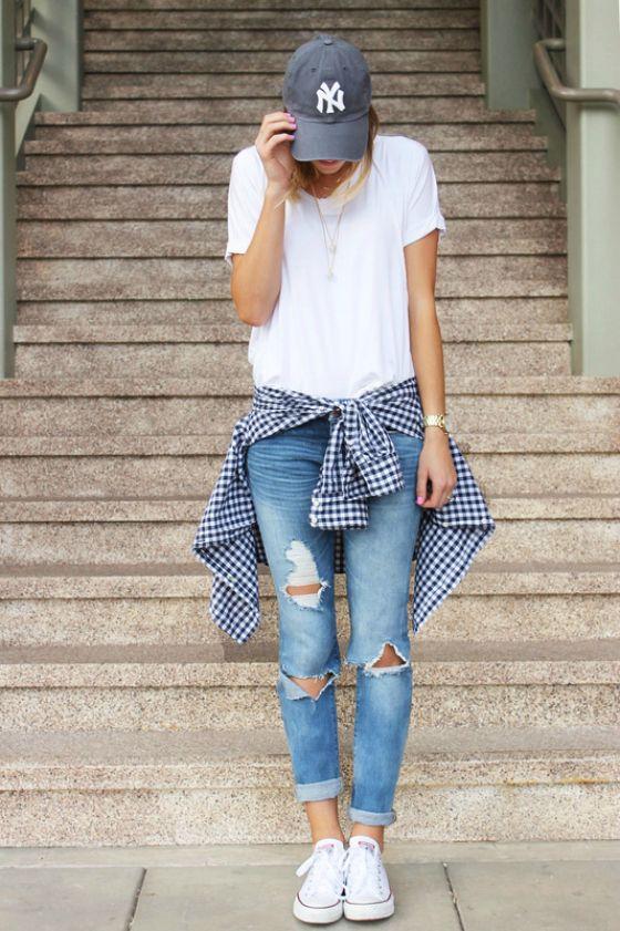 chemise vichy