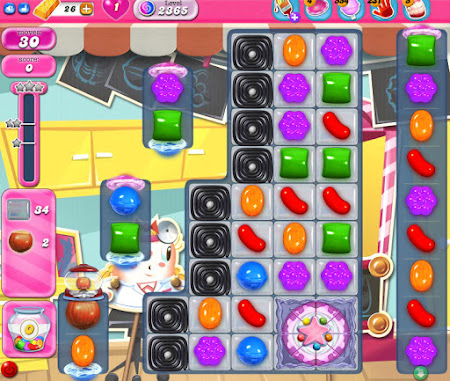 Candy Crush Saga level 2365