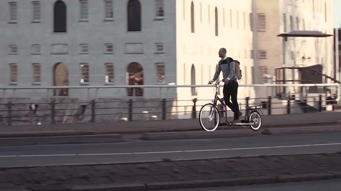 Bike-Treadmill Pertama di Dunia