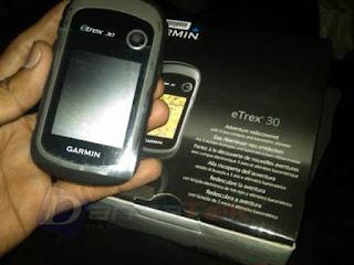 Darmatek Jual GPS Garmin eTrex 30
