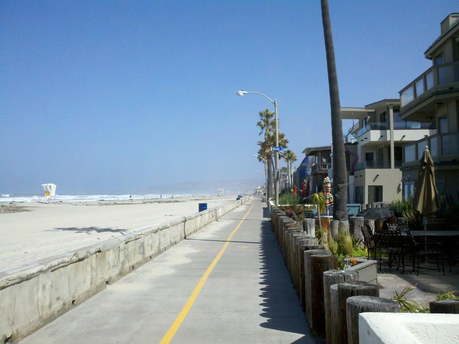 Beach Boardwalk South Mission San Go You