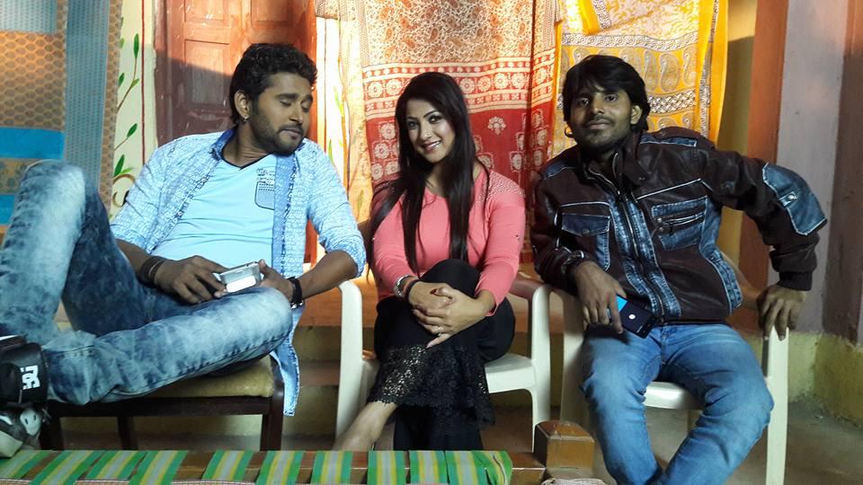 Seema Singh Shoot Hot Item Song for Aashiqanaa