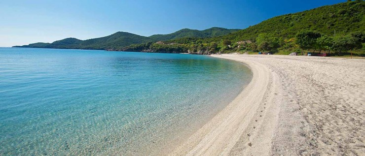 3. Chalkidiki - Top 10 Magnificent Greek Beaches 2015
