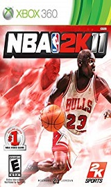 81Tszr3fn8L. AC SX215  - NBA 2K11 XBOX360
