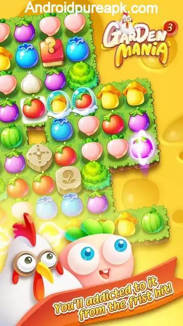 Garden Mania 3 - Ice Cream Mod Apk