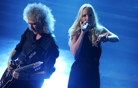 Brian May - Kerry Ellis