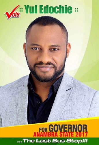 Yul Edochie Joins ANambra Governorship Race