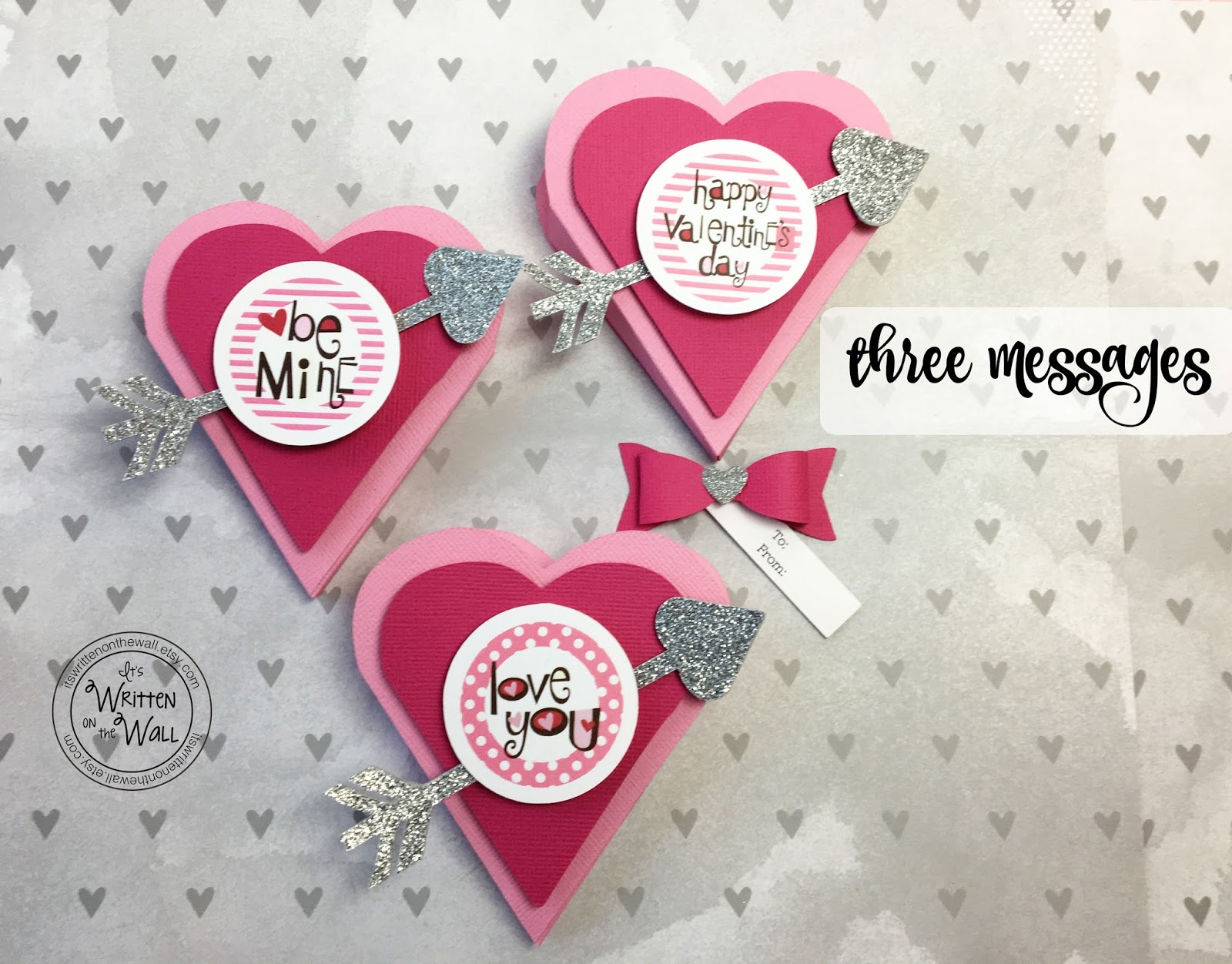 Choose From 3 Different Messages. You Order One Message For Your Heart  Boxes Or A Variety Of Messages. Itu0027s Totally Up To You. What Message Do You  Need?